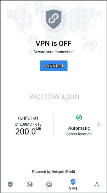 Bitdefender Total Security 2021 Android VPN