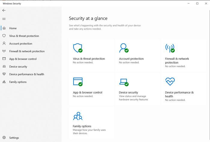 Windows Defender vs Bitdefender Features