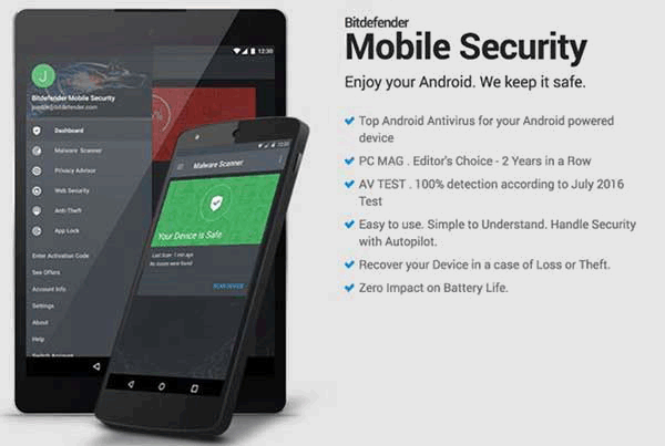 Bitdefender Premium Mobile Security